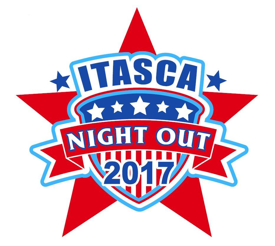 Itasca Night Out logo 2017