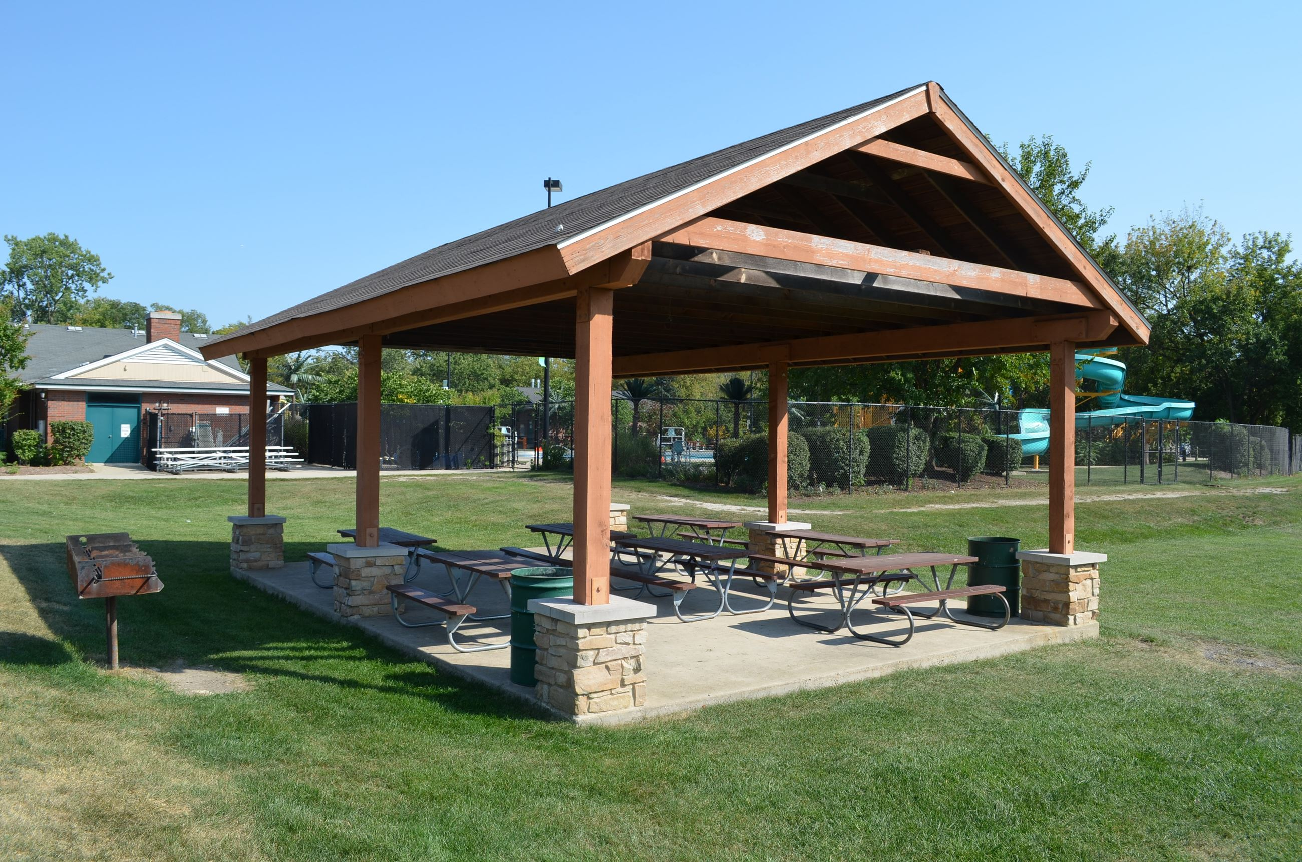 Waterpark Shelter