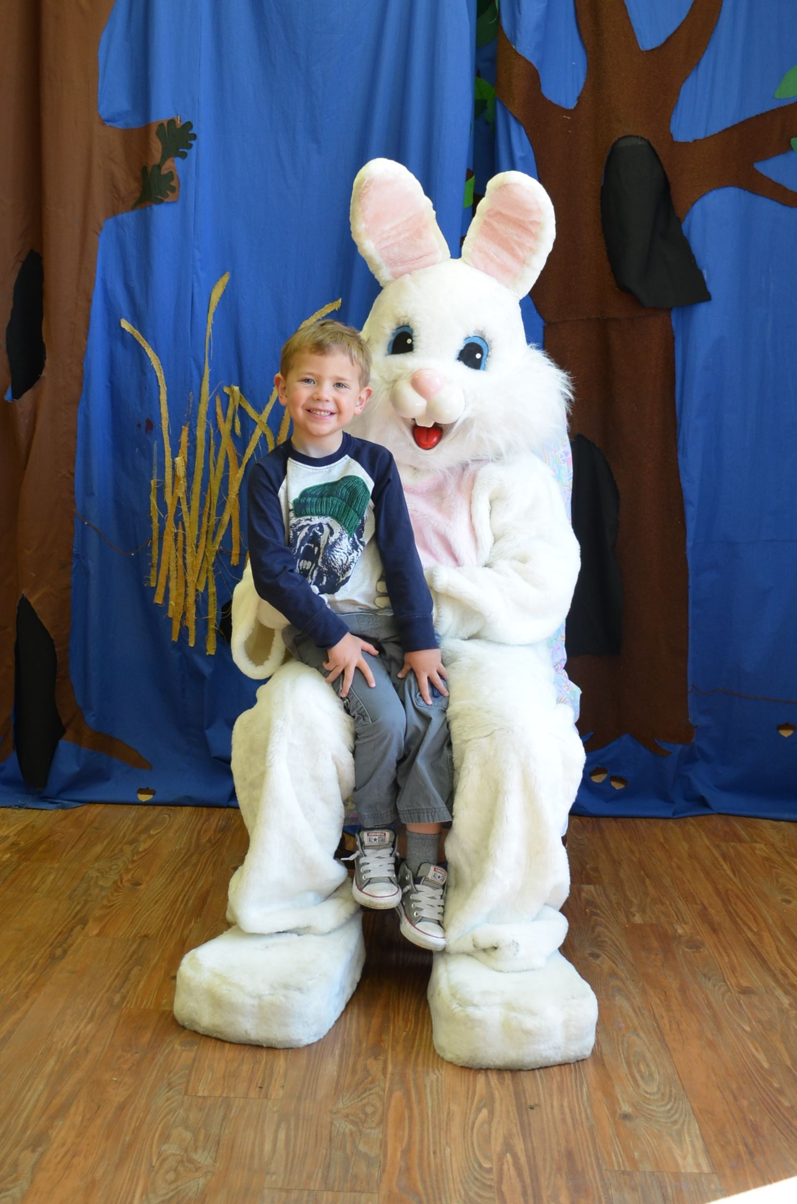 Boy with Bunny Spr Hlts 2018