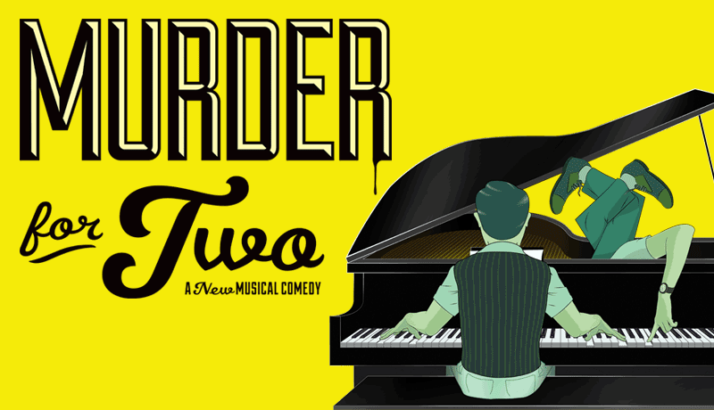 Murder for Two Show