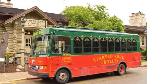 Starved Rock Trolley