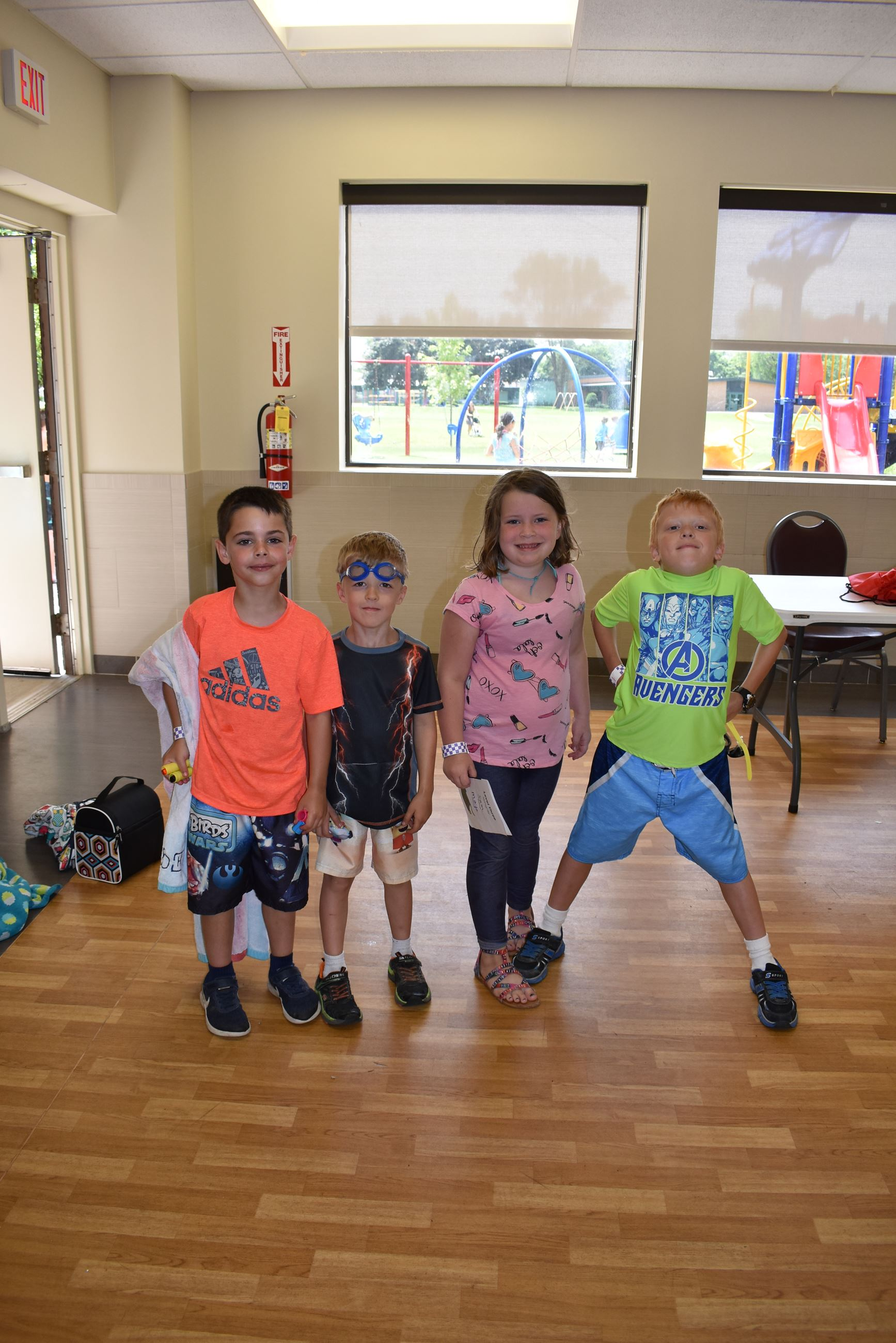 Day Camp Kids 2018