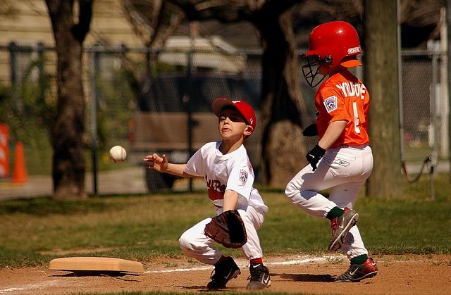Tball players