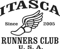 Itasca Runners Club Logo