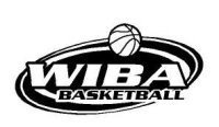 WIBA Basketball Logo