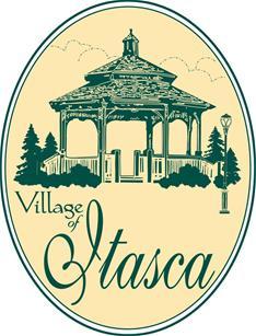 Village Itasca Logo - Color